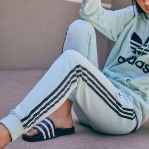 adidas NWT Mint Cuffed Pants